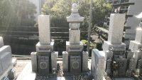 富田林市の加太墓地でお墓じまい